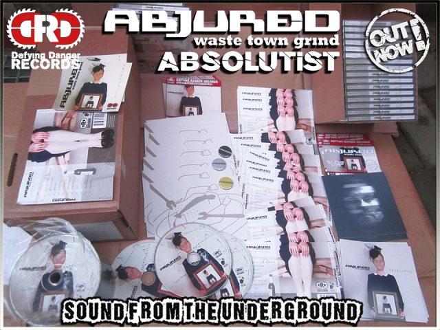 Abjured Absolutist CD