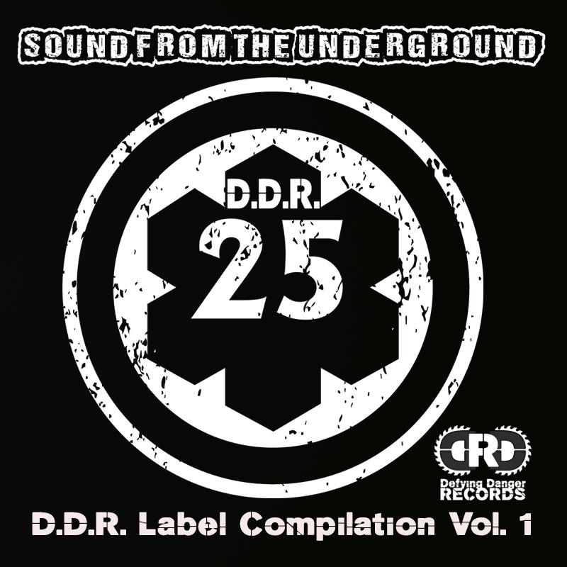 V.A. SOUND FROM THE UNDERGROUND - D.D.R. Label Compilation Vol.1 CD