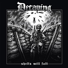 DECAYING - Shells Will Fall LP