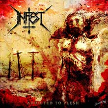 INFEST - Addicted To Your Flesh CD