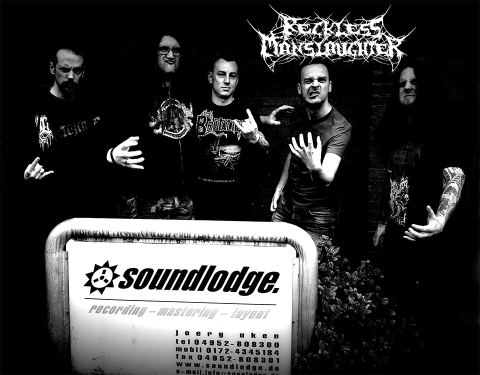 Reckless Manslaughter @Soundlodge